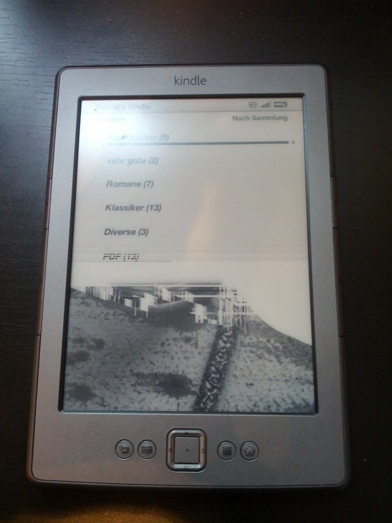 Mein Kindle
